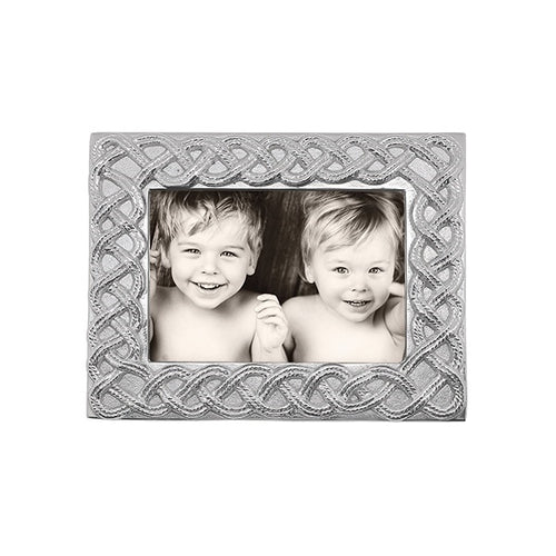 Open Braid 5x7 Frame | Mariposa Photo Frames