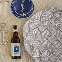Load image into Gallery viewer, Nautical Knot Rope Centerpiece-Serving Trays and More-|-Mariposa
