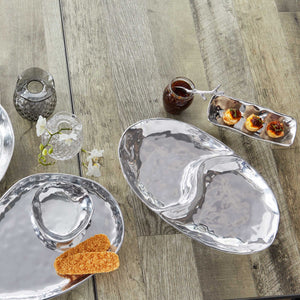 Shimmer Cracker Caddy-Table Accessories | Mariposa