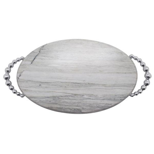 Pearled Marble Serving Board | Mariposa Serving Trays and More
