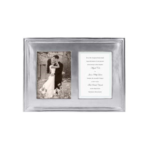 Classic 5x7 Double Frame | Mariposa Photo Frames