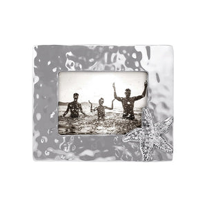 Starfish Shimmer 5x7 Frame | Mariposa Photo Frames