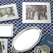 Load image into Gallery viewer, Beaded 8x10 Engravable Frame-Photo Frames-|-Mariposa