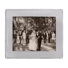 Load image into Gallery viewer, Beaded 8x10 Engravable Frame | Mariposa Photo Frames