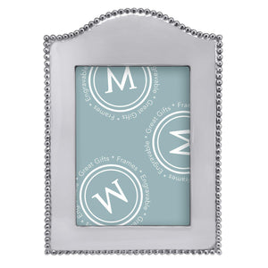 Mariposa | Beaded Arched Vertical 5x7 Frame