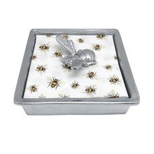 Load image into Gallery viewer, Honeybee Napkin Box-Napkin Boxes and Weights | Mariposa