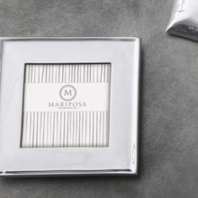 Load image into Gallery viewer, Signature 4x4 Engravable Frame-Photo Frames | Mariposa