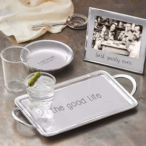 Signature Handled Tray-Serving Trays and More-|-Mariposa