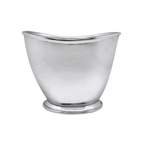 Signature Small Oval Ice Bucket | Mariposa Barware