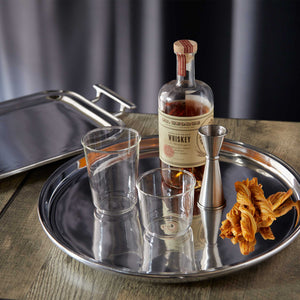 Clear Simplicity Highball Glass-Glassware | Mariposa