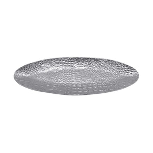 Croc Oval Centerpiece | Mariposa Table Accessories