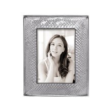 Load image into Gallery viewer, Snakeskin 5x7 Frame | Mariposa Photo Frames