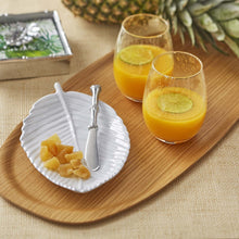Load image into Gallery viewer, Oak Viventium Oval Tray-Serving Trays and More-|-Mariposa