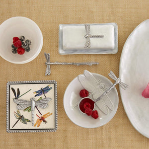 Twig Spoon & Dragonfly Spreader-Table Accessories-|-Mariposa