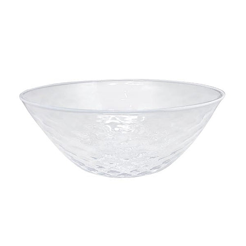 Pineapple Texture Large Bowl, White Rim | Mariposa Bowls