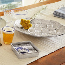 Load image into Gallery viewer, Crab Rope Napkin Box-Napkin Boxes and Weights-|-Mariposa