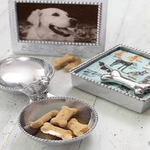 Load image into Gallery viewer, Dog Bone Beaded Napkin Box-Napkin Boxes and Weights | Mariposa
