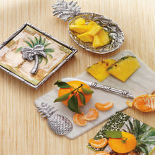Load image into Gallery viewer, Pineapple Trinket Dish-Nut and Sauce Dishes | Mariposa