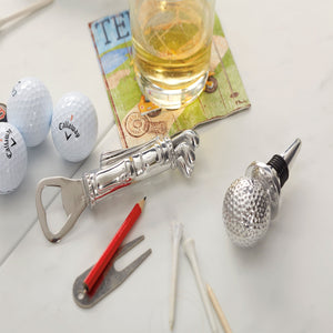 Golf Ball Signature Napkin Box-Napkin Boxes and Weights | Mariposa