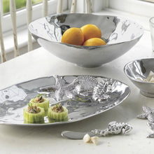 Load image into Gallery viewer, Oval Sea Server-Serving Trays and More-|-Mariposa