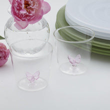 Load image into Gallery viewer, Applique Butterfly DOF Glass-Glassware-|-Mariposa