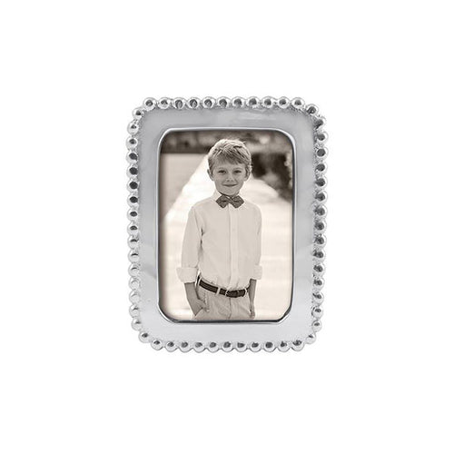 Beaded 2 x 3 Frame | Mariposa Photo Frames