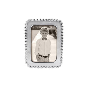 Beaded 2 x 3 Frame-Photo Frames | Mariposa