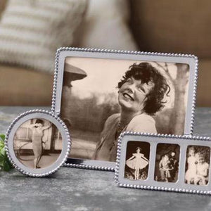 Beaded 2x3 Collage Frame-Photo Frames-|-Mariposa