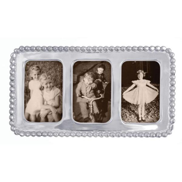 Beaded 2x3 Collage Frame | Mariposa Photo Frames