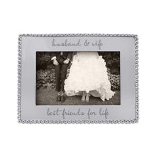Load image into Gallery viewer, Beaded 4x6 Engravable Frame-Photo Frames-|-Mariposa