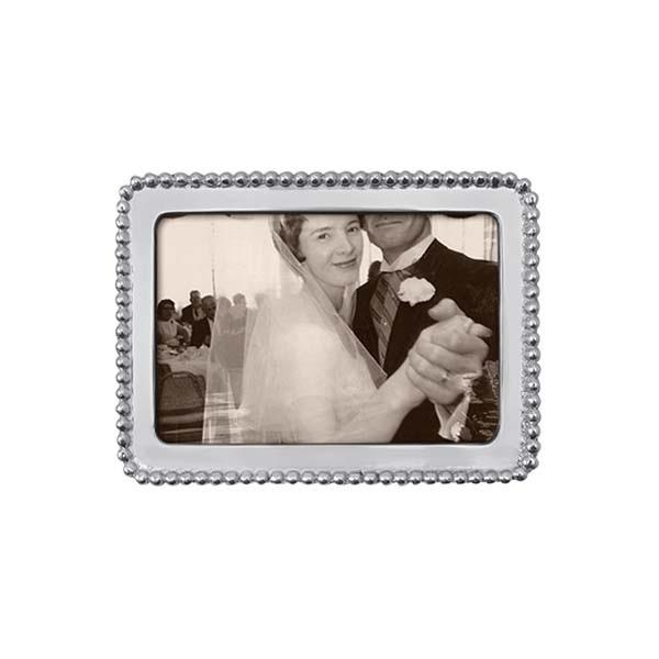 Beaded 4x6 Frame | Mariposa Photo Frames