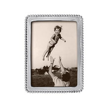 Load image into Gallery viewer, Beaded 5x7 Frame | Mariposa Photo Frames