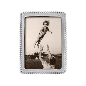 Beaded 5x7 Picture Frame Mariposa