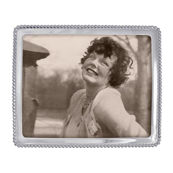 Beaded 8x10 Picture Frame Mariposa