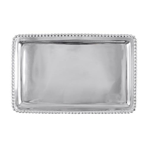 Beaded Buffet Tray | Mariposa Serving Trays and More