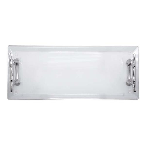 Boat Cleat Handle Acrylic Tray | Mariposa Serving Trays and More
