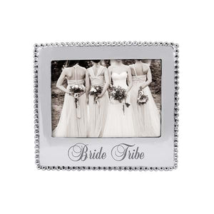 BRIDE TRIBE Beaded 5x7 Frame | Mariposa Photo Frames