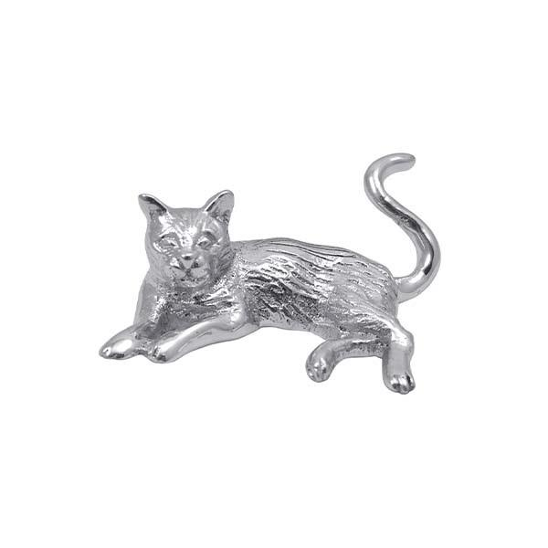 Cat Napkin Weight | Mariposa Napkin Boxes and Weights