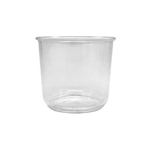 Clear Simplicity Double Old Fashion Glass | Mariposa Glassware
