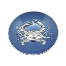 Load image into Gallery viewer, Cobalt Crab Relief Bowl | Mariposa Bowls