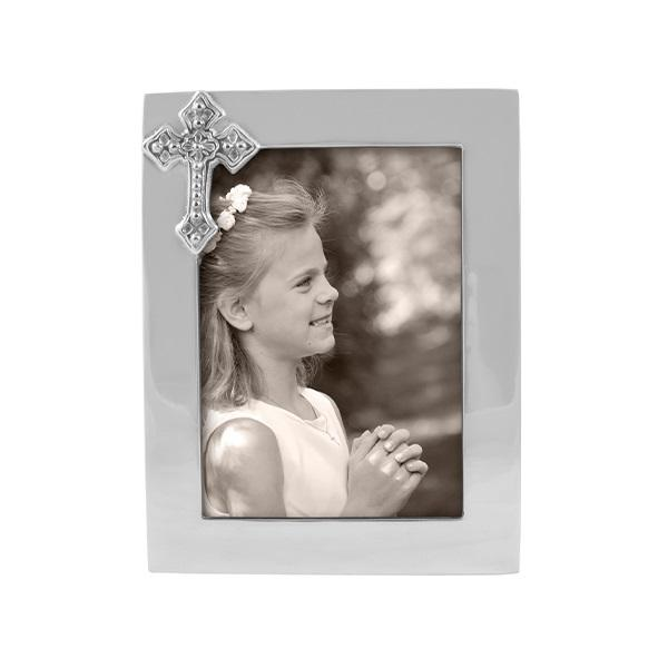 Cross 5x7 Frame | Mariposa Photo Frames