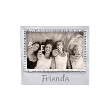 Load image into Gallery viewer, FRIENDS Beaded 4x6 Frame | Mariposa Photo Frames