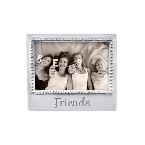FRIENDS Beaded 4x6 Frame | Mariposa Photo Frames