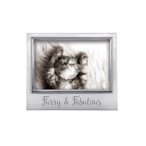 FURRY & FABULOUS Signature 4x6 Frame | Mariposa Photo Frames