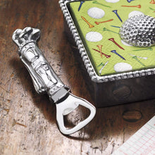 Load image into Gallery viewer, Golf Bag Bottle Opener-Barware-|-Mariposa
