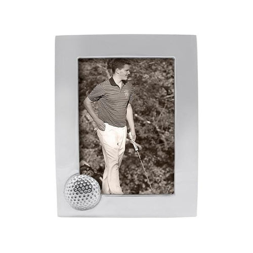 Golf Ball 5x7 Frame | Mariposa Photo Frames