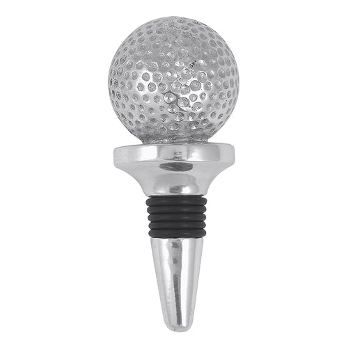 Golf Ball Bottle Stopper | Mariposa Barware