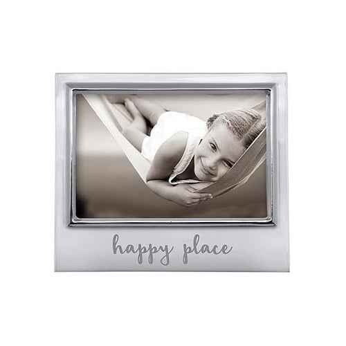 HAPPY PLACE Signature 4x6 Frame | Mariposa Photo Frames