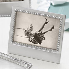 Load image into Gallery viewer, HE ASKED. SHE SAID YES. Beaded 4x6 Frame-Photo Frames-|-Mariposa
