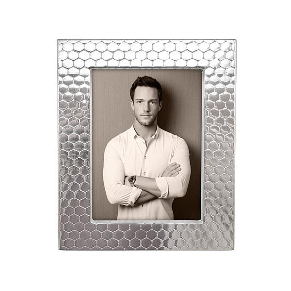 Honey Comb 5x7 Frame | Mariposa Photo Frames
